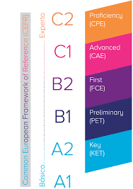 los diferentes niveles dentro del inglés según la Unión Europeacurso-intensivo-examen-first-b2-cambridge
