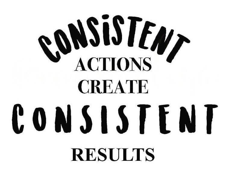 El valor de la continuidad y constancia